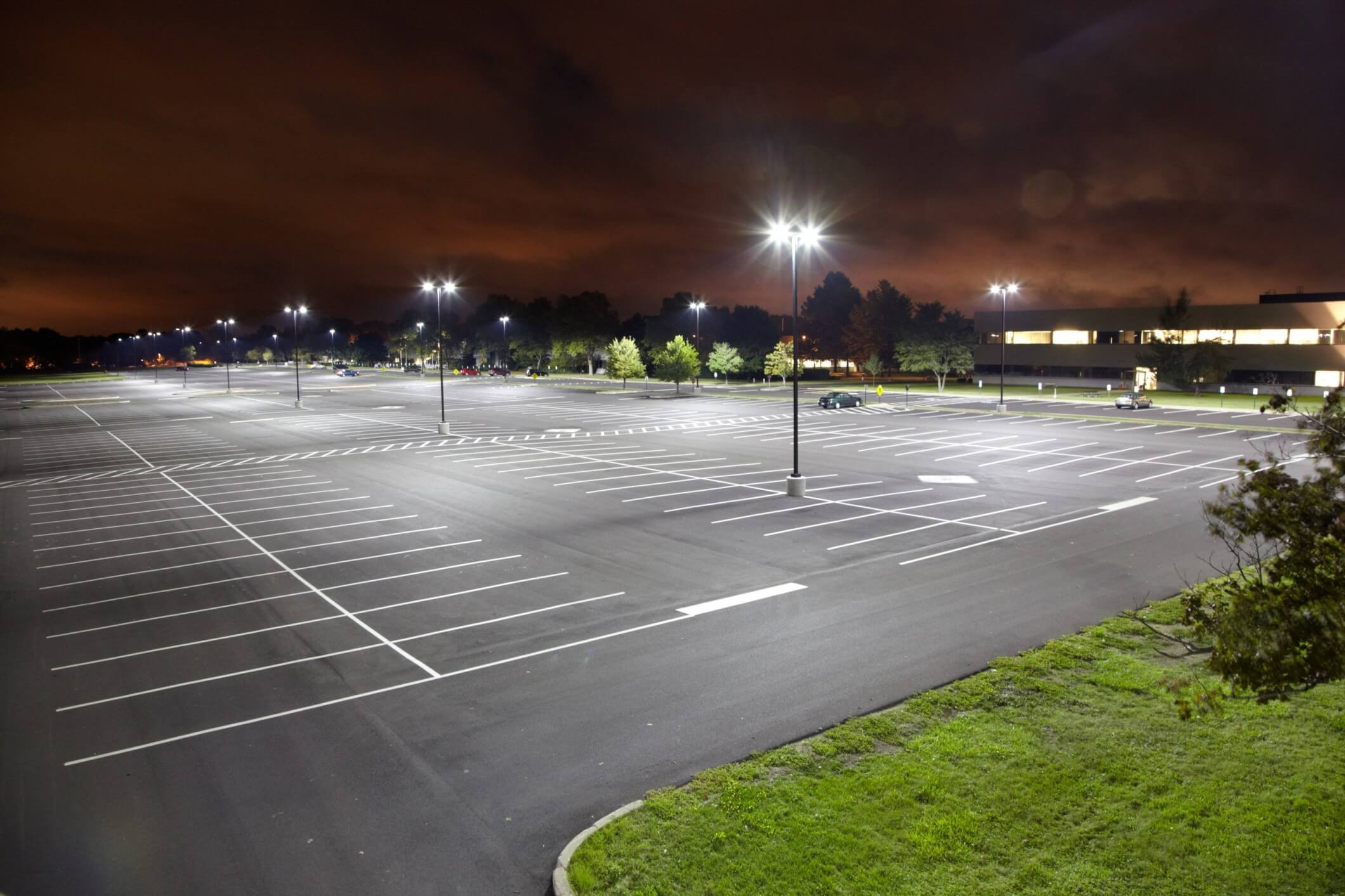 Make The Switch To Led Parking Lot Lights